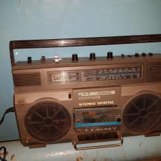 Radio Casetofon vechi STEREO SPATIAL RCS 002, 0-40 W