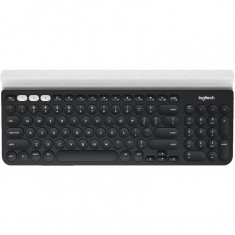 Tastatura Logitech K780, Multimedia, Fara Fir, Bluetooth, Negru