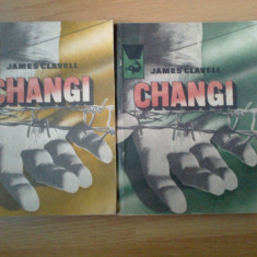 N2 JAMES CLAVELL - CHANGI 2 Volume - Roman