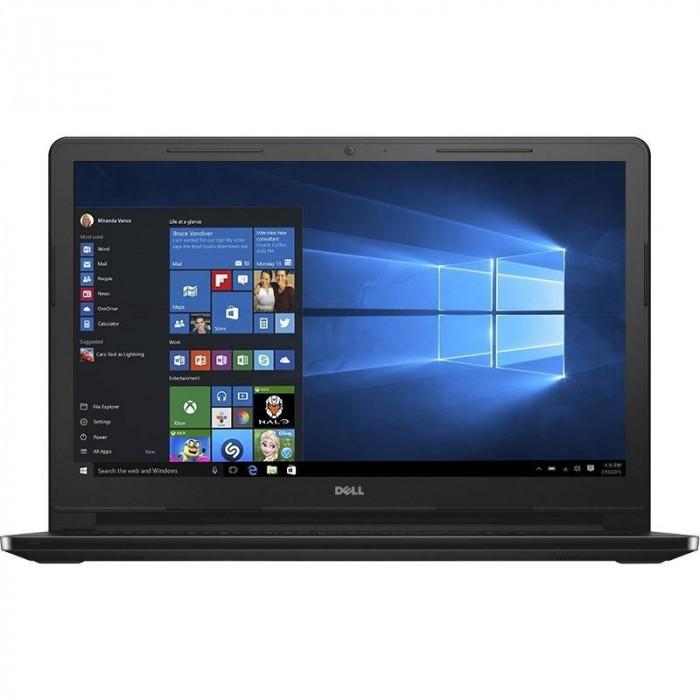 Laptop Dell Inspiron 3567 15.6 inch Full HD Intel Core i5-7200U 4GB DDR4 256GB SSD AMD Radeon R5 M430 2GB AC Windows 10 Black 2Yr CIS foto mare