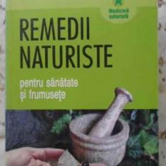 Remedii Naturiste Pentru Sanatate Si Frumusete - Jude C. Todd, 403782 - Carte Medicina alternativa