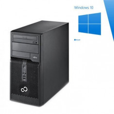 PC Refurbished Fujitsu ESPRIMO P500, Core i3-2100, Win 10 Home - Sisteme desktop fara monitor Siemens