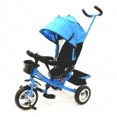 Tricicleta Agilis Blue Skutt - Tricicleta copii