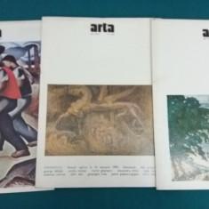 LOT 9 REVISTE ARTA *1989 - Revista culturale