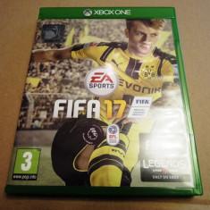 Fifa 17, XBOX one, original, alte sute de jocuri! - Jocuri Xbox One, Sporturi, 3+, Multiplayer