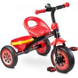 Tricicleta Toyz Charlie Rosu - Tricicleta copii