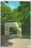Bnk cp Targu Jiu - Poarta Sarutului - circulata, Printata