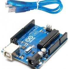 Arduino UNO R3 + cablu USB