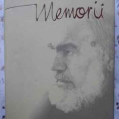Memorii - Valeriu Anania, 404033 - Carti ortodoxe