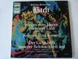 Bach - vinyl, VINIL, emi records