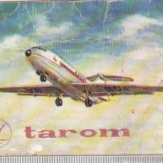 bnk cld Calendar de buzunar 1970 - TAROM