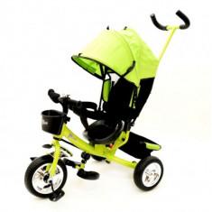 Tricicleta Agilis Green Skutt - Tricicleta copii