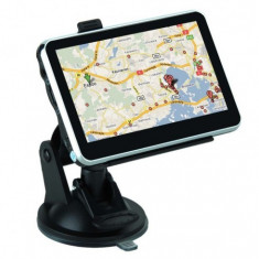 "Sistem de navigatie GPS MEDIATEK, 7"", harta iGO Primo Full Europe"