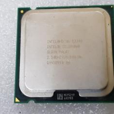 Procesor Intel Celeron E3300, 2.5Ghz, 1Mb, 800 MHz Socket 775 - poze reale - Procesor PC Intel, Numar nuclee: 1, 2.5-3.0 GHz, LGA775