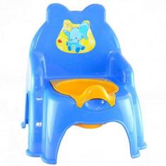 Olita pentru copii Doloni cu elefant, albastru