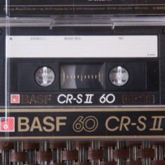 Casete Audio Sigilate BASF CR-SII 60 min