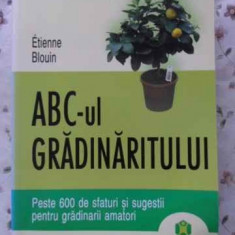 Abc-ul Gradinaritului - Etienne Blouin, 403753 - Carti Agronomie