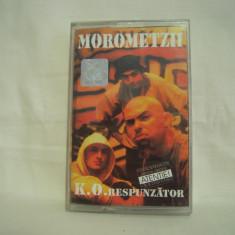Vand caseta audio Morometzii-K.O.Respunzator, originala, raritate - Muzica Hip Hop a&a records romania, Casete audio