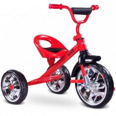 Tricicleta Toyz York Rosu - Tricicleta copii