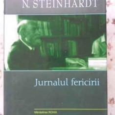 Jurnalul Fericirii - N. Steinhardt, 403788 - Carti ortodoxe