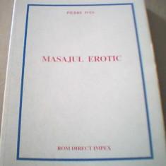 Pierre Ives - MASAJUL EROTIC { 1995 }