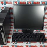 Kit Calculator E7200 2.53GHz, 4GB DDR2, 160GB, DVD-RW + Monitor 19 Garantie
