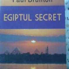Egiptul Secret - Paul Brunton, 404065 - Carti Budism