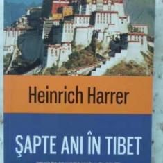 Sapte Ani In Tibet - Heinrich Harrer, 404043 - Carti Budism