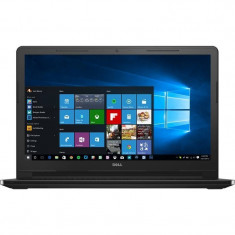 Laptop Dell Inspiron 3567 15.6 inch Full HD Intel Core i3-6006U 4GB DDR4 256GB SSD Windows 10 Black 2Yr CIS