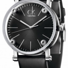 Calvin Klein K3B2T1C1 ceas barbati nou 100% original. Garantie, livrare rapida - Ceas barbatesc Calvin Klein, Casual, Quartz, Otel, Piele, Rezistent la apa