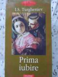 Prima Iubire - I.s. Turgheniev ,403654