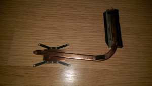 Radiator Lenovo G50-70