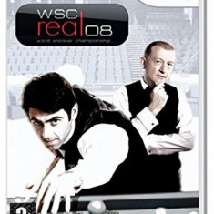 WSC Real 08 - Snooker Championship for Wii - Wii id3 - 60054 - Jocuri WII, Sporturi, 3+, Multiplayer