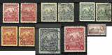 LOT TIMBRE COLONII-- BARBADOS MNH-MH SI STAMPILATE, Stampilat