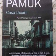 Casa Tacerii - Orhan Pamuk, 403746 - Roman