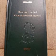 ZECE NEGRI MITITEI/CRIMA DIN ORIENT EXPRES-AGATHA CHRISTIE