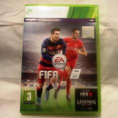 Joc Fifa 16, XBOX360, original, alte sute de jocuri! - Jocuri Xbox 360, Sporturi, 3+, Multiplayer
