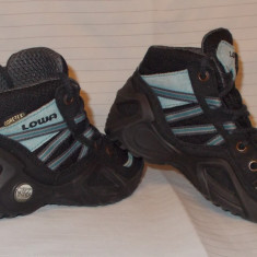 Ghete copii LOWA SIMON GTX QC GORE-TEX - nr 29, Culoare: Din imagine