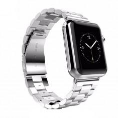 Curea metalica, Hoco, Grand Series, pentru Apple Watch 42 mm, steel