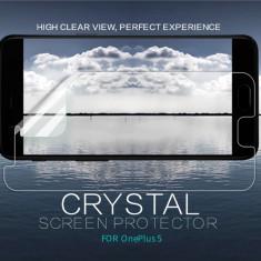 Folie OnePlus 5 Transparenta by Nillkin