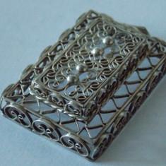 Pandant argint vintage -1990