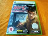 Joc UFC Undisputed 2009, XBOX360, original, alte sute de jocuri!, Sporturi, 16+, Multiplayer