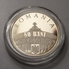 50 bani 2017 Ferdinand - Moneda Romania
