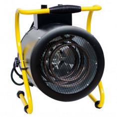Aeroterma electrica Intensiv PRO 3 kW R 230V Negru Galben