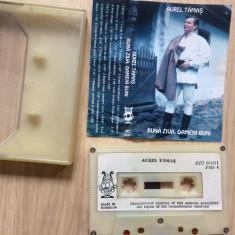 Aurel tamas buna ziua oameni buni caseta audio Muzica Populara electrecord folclor, Casete audio