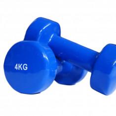 Gantere aerobic vinil 2x4kg Sportmann, Sub 5