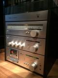 Linie/Combina  Stereo-Vintage CROWN Hi-Fi System 5800 - RAR/JAPAN/Impecabila, Tower, 81-120 W