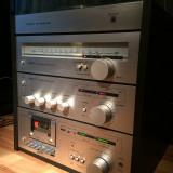Linie/Combina  Stereo-Vintage CROWN Hi-Fi System 5800 - RAR/JAPAN/Impecabila