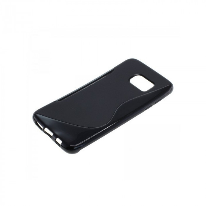 TPU Case pentru Samsung Galaxy S7 Edge negru ON308