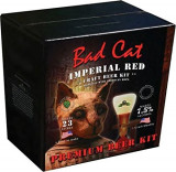Bulldog Bad Cat Imperial Red - kit pentru bere de casa 23 litri. Bere IPA, Bruna